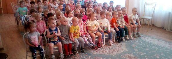 Экологическое развлечение для детей младшего дошкольного возраста