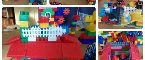 Первый конкурс по лего-конструированию «Легобум»